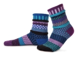 Solmate Socks Raspberry Small